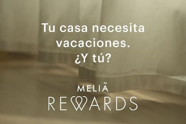 Tu casa necesita vacaciones, la nueva campaña de Ogilvy para MeliáRewards