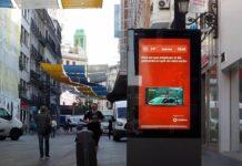 Vodafone estrena campaña de creatividades dinámicas en DOOH con Ymedia Wink