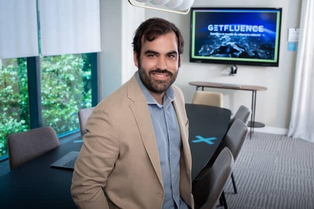 Juan Luis Fuentes Martín nuevo director comercial de getfluence
