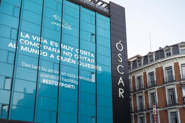 Jaguar Twitter #estoyporti