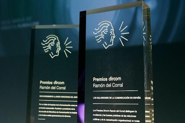 Los Premios Dircom Ramón del Corral entrega sus galardones