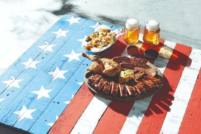 Ribs celebra la gran fiesta nacional americana