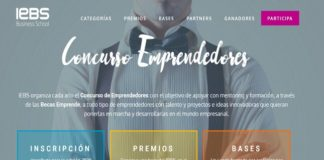 IEBS celebra la 11º edición del Concurso de Emprendedores para impulsar la innovación
