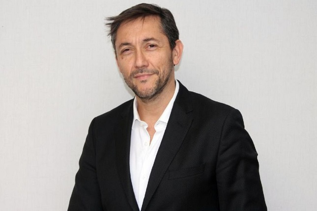 Javier Ruiz, galardonado con el premio Pilar Narvión de Alcañiz
