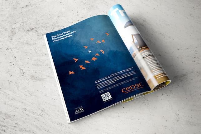 La nueva campaña visual de La Bendita Agencia refleja el compromiso de la CEDEC