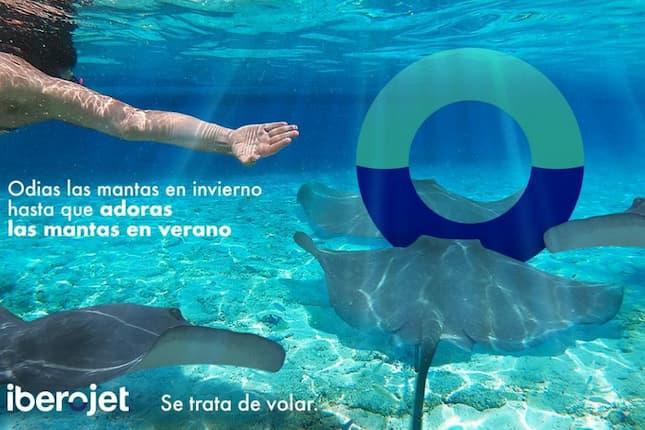 Thinketers renueva el posicionamiento de marca de Iberojet