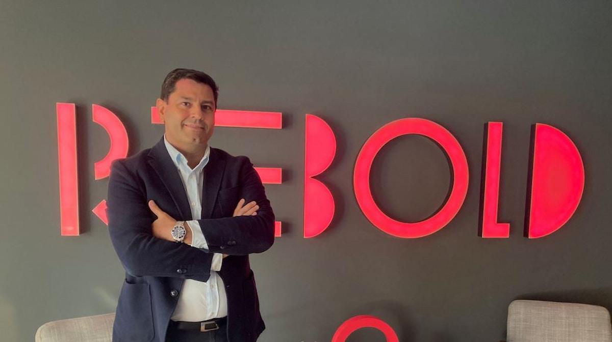 Carlos Asín se une a Rebold como Business Growth Manager