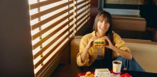 Aitana protagoniza la nueva campaña de McDonald's