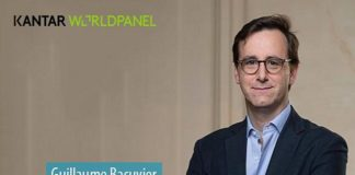 Guillaume Bacuvier, nuevo CEO global de Kantar Worldpanel