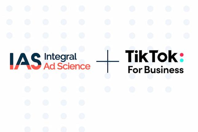 IAS TikTok publicidad