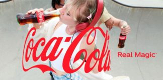 Coca-Cola refresca su filosofía de marca con Real Magic