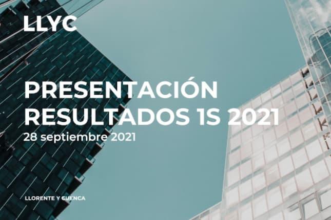 Resultados LLYC primer semestre 2021