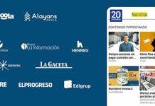 Alayans Media elige a Taboola como proveedor exclusivo de recomendación de contenidos