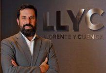 Adrián Chinchilla, Director Ejecutivo de Estudio Creativo LLYC