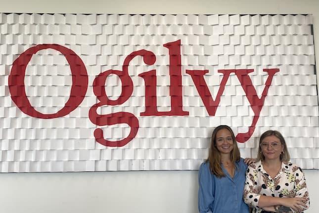 Blanca Martín y Sofía López, nombradas Head of Social de Ogilvy