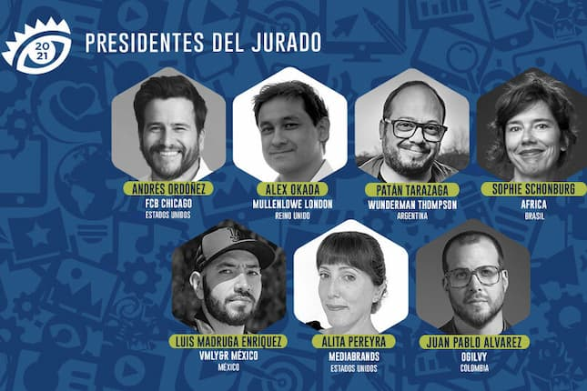 El Ojo de Iberoamérica 2021 completa su grupo de Presidentes del Jurado