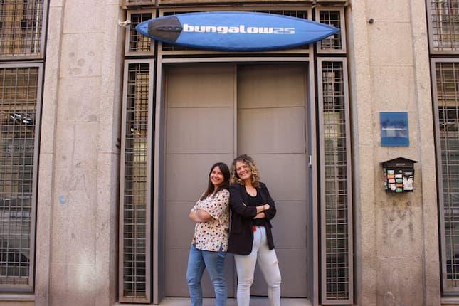 La agencia de publicidad Bungalow25 incorpora a Ana Peláez y Arantxa Naranjo
