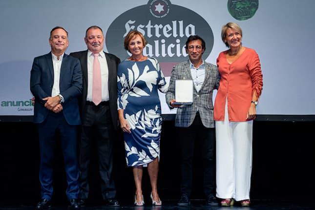 Estrella Galicia recibe el Premio Eficacia a la Trayectoria Publicitaria de una Marca