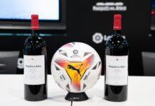Marqués del Atrio será el vino oficial de LaLiga dos temporadas más